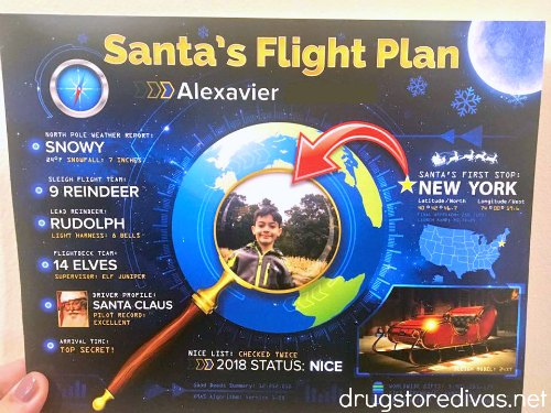 The Package From Santa will keep the Santa magic alive for your kids. Learn about it at www.drugstoredivas.net.