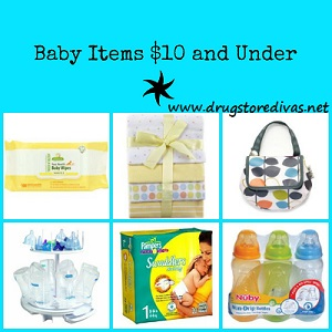 cheap baby items