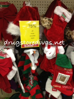 Christmas Clearance 75 Off.Cvs Christmas Clearance Is 75 Off Drugstore Divas