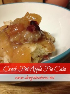 apple-pie-cake #applepie
