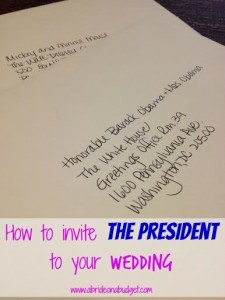 president-wedding-invitation