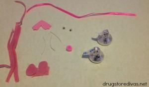 Hershey S Kiss Valentine S Day Mouse Craft Drugstore Divas