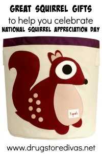 national squirrel appreciation day
