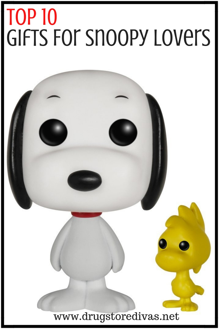 Top Ten Gifts for Snoopy Lovers - Drugstore Divas