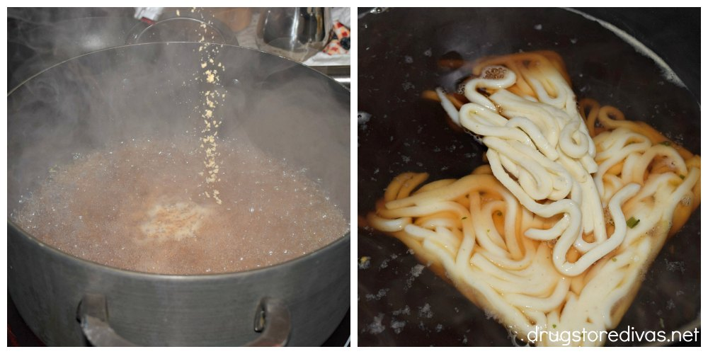 Looking for a twist on stir fry? Check out this yaki-udon (udon stir fry) recipe.