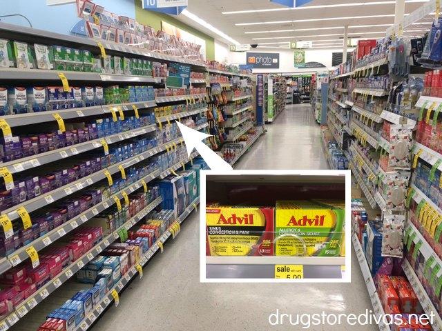 Advil At Walgreens