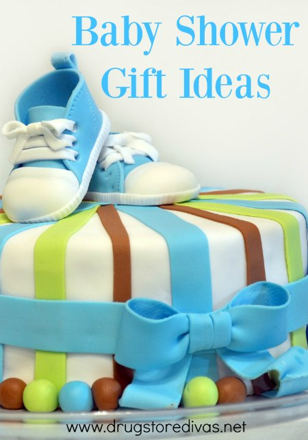 Headed to a baby shower? Check out this list of baby shower gift ideas from www.drugstoredivas.net.
