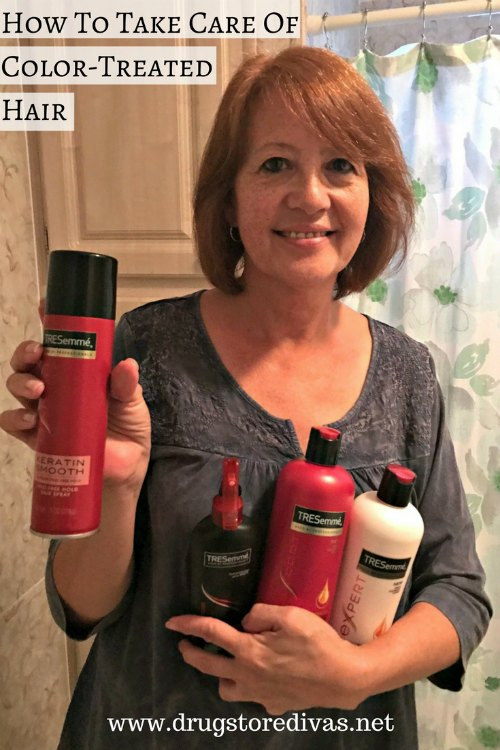 #ad Learn how to take care of color-treated hair with this post from www.drugstoredivas.net. #YSYW
