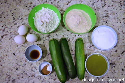 Looking for a great breakfast recipe? Check out this zucchini bread recipe from www.drugstoredivas.net.