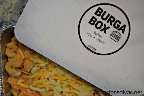 #ad Looking for a tasty dinner idea? Try the Whiskey Tango Foxtrot (WTF) BurgaBox. Get a review of it from www.drugstoredivas.net.
