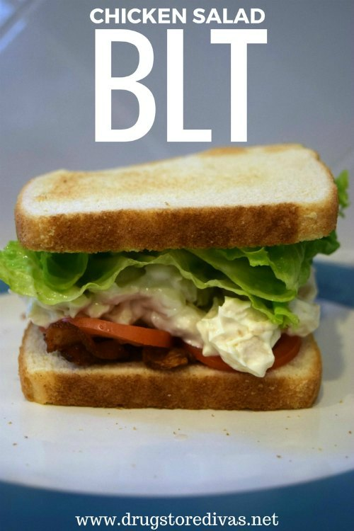 Looking for an amazing sandwich? Check out this Chicken Salad BLT from www.drugstoredvas.net.