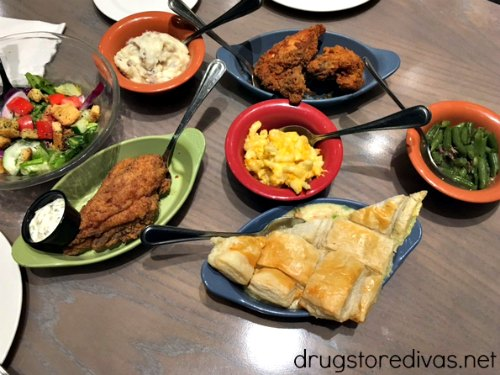 Y'all, Paula Deen's Family Kitchen is open in Myrtle Beach, SC. Planning on going? Check out this Paula Deen's Family Kitchen review from www.drugstoredivas.net.