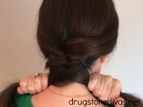 #ad Looking to upgrade your braid? Find out how in this Fishtail Braid Tutorial at www.drugstoredivas.net. #StayGoldwithSuave