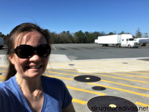 You can still get in exercise while you're on a road trip. Find out how to get 10,000 steps when you're on a road trip from www.drugstoredivas.net.