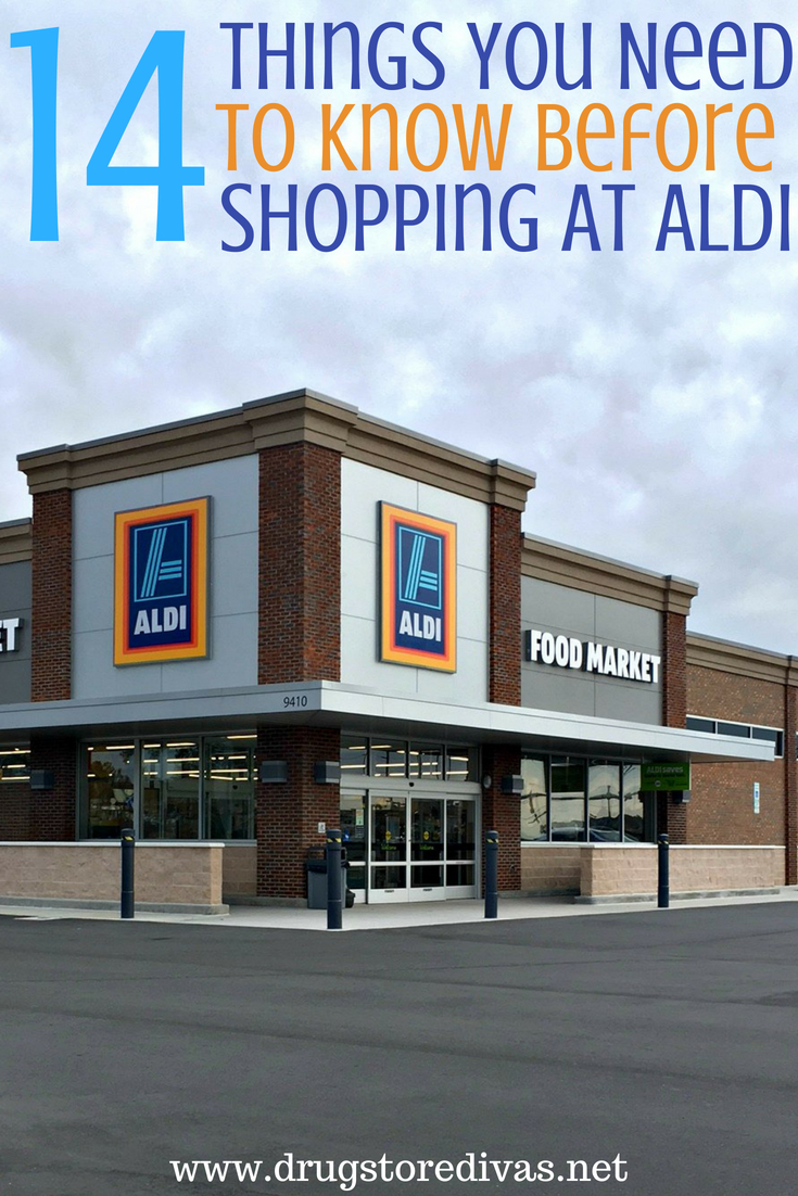 14 Things You Need To Know Before Shopping At Aldi