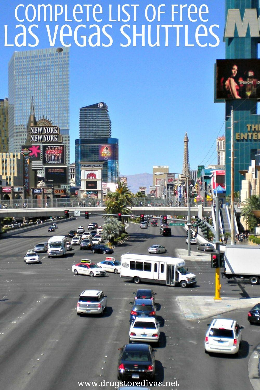 Las Vegas Casino Free Shuttles